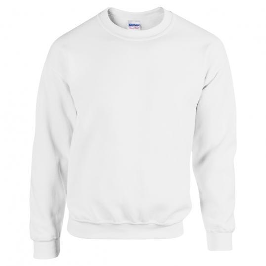 Gildan Adult Heavy Blend™ 13.3 oz./lin. yd., 50/50 Fleece Crew